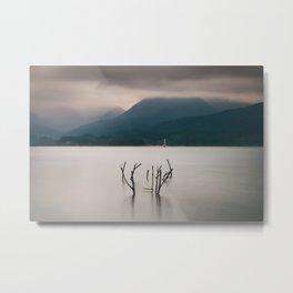 Ghostly Winds Metal Print