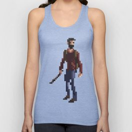 Joel The last of us Unisex Tank Top