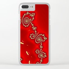 Yes Exactly Clear iPhone Case
