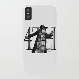 4th Doctor iPhone Case