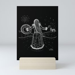 Joik Mini Art Print