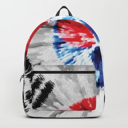 Extruded flag of South Korea Backpack