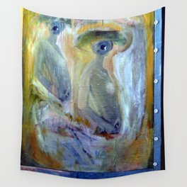 Eros Divided Wall Tapestry