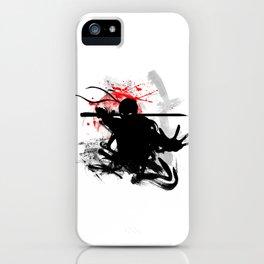 Japan Ninja iPhone Case