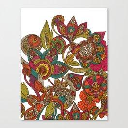 Ava's garden Canvas Print