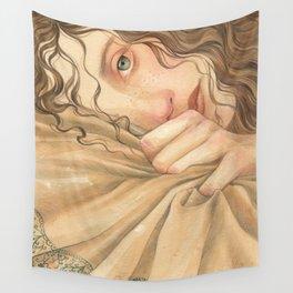 Jane Austen, Mansfield Park - Fanny Wall Tapestry