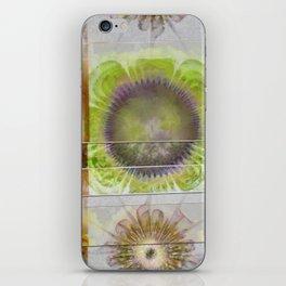 Rueful Naked Flower  ID:16165-043820-63011 iPhone Skin