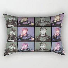 I miss you Mr. Jones Rectangular Pillow