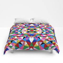 Kaleidoscope III Comforters