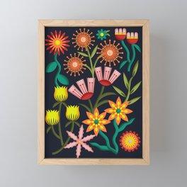 Spring Gathering Framed Mini Art Print