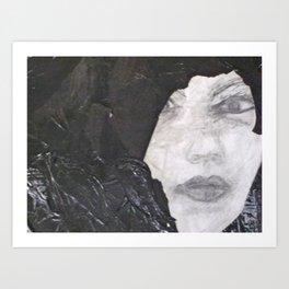 SHHHHH Art Print