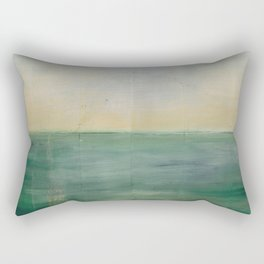 The First Antidote Rectangular Pillow