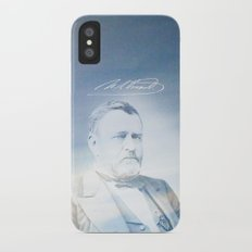 Superstitions. Grant. 1822-1885. iPhone X Slim Case