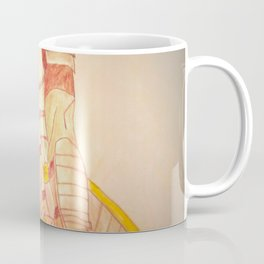 Warrior Enraged Coffee Mug