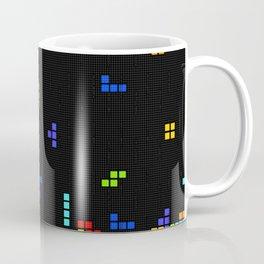 Tetris Time Coffee Mug