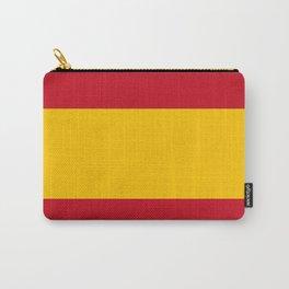 Spain Flag Carry-All Pouch