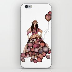 Le Ballon // Birthday iPhone Skin