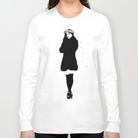 spanish Long Sleeve T-shirts featuring SPANISH SAHARA by Stephan Parylak