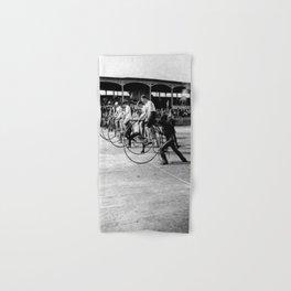 Bicycle race Hand & Bath Towel