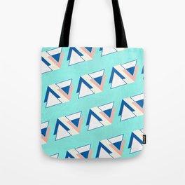 Getting Geometric Tote Bag