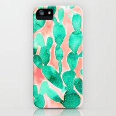 Paddle Cactus Blush Slim Case iPhone SE