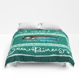 Sea Princess Comforters