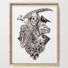 Grim Reaper Vengeance Serving Tray