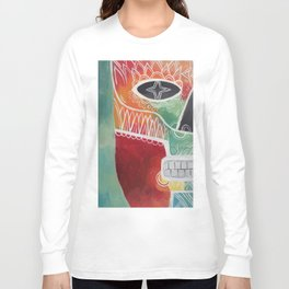 Calavera 1 Long Sleeve T-shirt