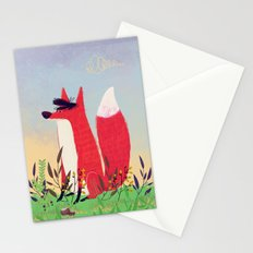 The Fox. Stationery Cards