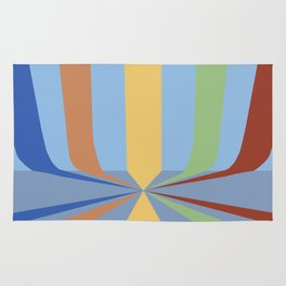 The Rainbow Room Rug