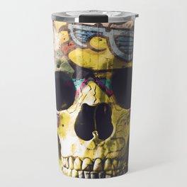 Urban skull 2 Travel Mug