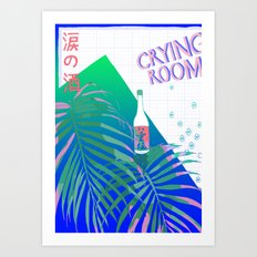 crying room Art Print