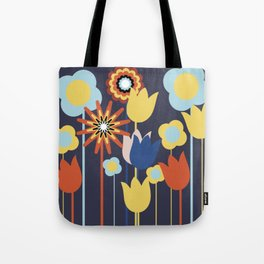 Flowers party Tote Bag