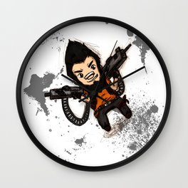 Borderlands 2 - Chibi Gunzy! Wall Clock