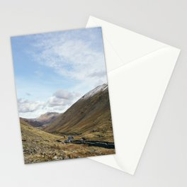 Brothers Water and the Kirkstone Pass. Cumbria, UK. Stationery Cards