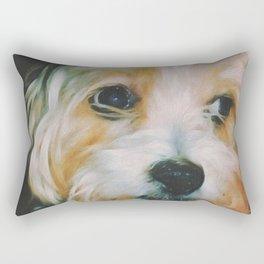 artattack-6 Rectangular Pillow