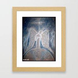 The Celestials Framed Art Print