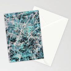 Imogene in Topaz Stationery Cards