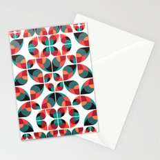 Fantasy Garden Pattern III Stationery Cards