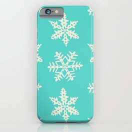 Snowflake Pyrex iPhone Case