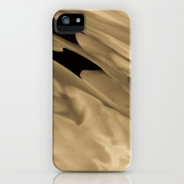 Topography iPhone Case