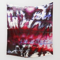 rebel Wall Tapestries featuring REBEL by ....