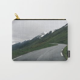 Mountain Roads Carry-All Pouch