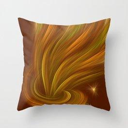 Aladdin effect Throw Pillow