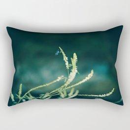 Flower story No1 Rectangular Pillow