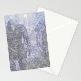 Orcs army - 兽人大军 Stationery Cards