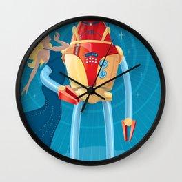 Take No Prisoners Wall Clock