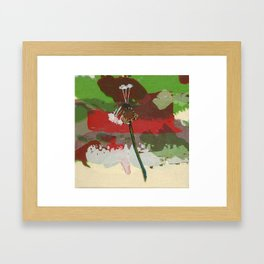 scatter, 4 Framed Art Print