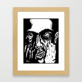 ASP#5 Addiction Framed Art Print
