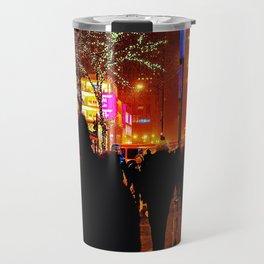 Street color Travel Mug